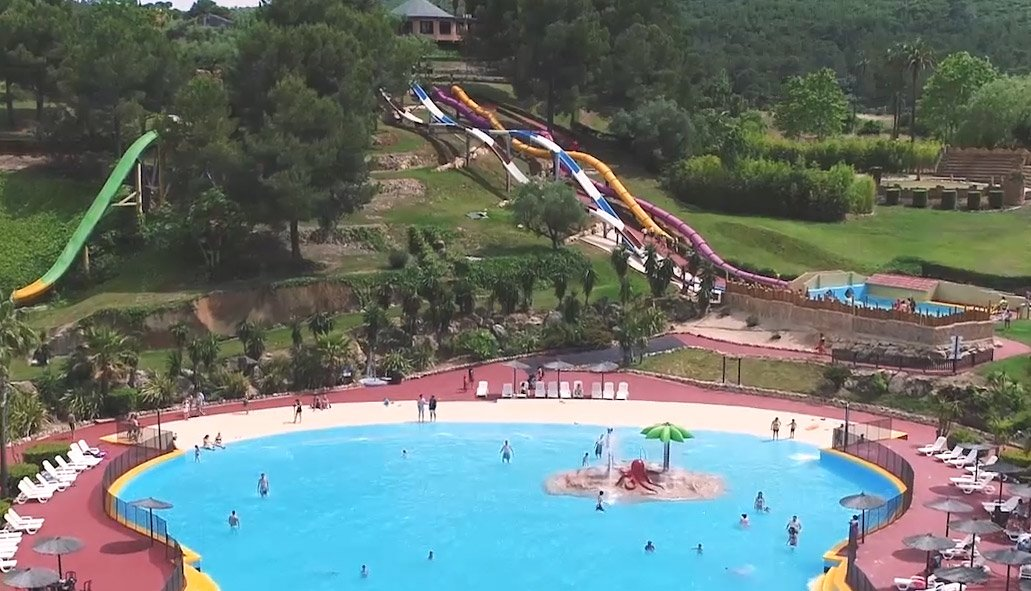 Aqualeon Water Park - Costa Dorada